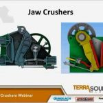 Screenshot of Jaw Crusher webinar