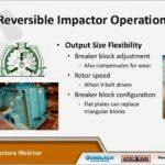 Screenshot for Reversible Impactor Webinar