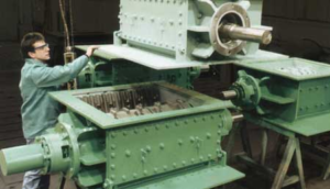 Clinker crusher